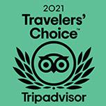 2021 Travelers Choice - Trip Advisor