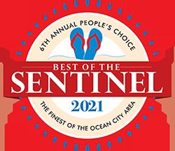 Best Hotel OCNJ - Sentinel